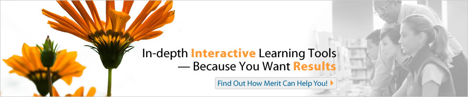 In-depth Interactive Learning Tools - Because You Want Results